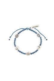 My Saint My Hero Stellar Blessings Miraculous Mary Blessing Bracelet - Front cropped