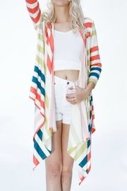 My Story 3/4 Sleeve Cardigan - Product Mini Image