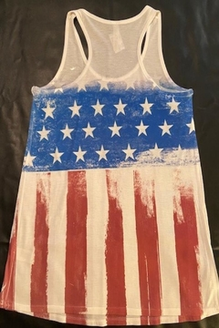 My Story Flag Tank Top - Alternate List Image