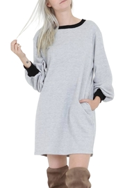 My Story Long Sleeve Dress - Product Mini Image