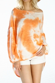 My Story Tie Dye Top - Product Mini Image