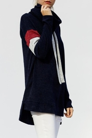 My Story Turtleneck Tunic Sweater - Side cropped