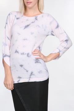 Shoptiques Product: Tie-Dye Cashmere Sweater