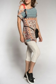 MYCO ANNA Marguerite Tunic - Front cropped
