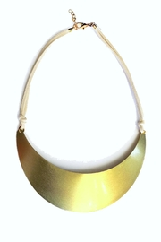 mykonos collection Gold Collar Necklace - Product Mini Image
