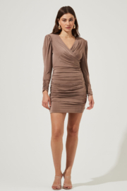 ASTR the Label Myla Dress - Front cropped