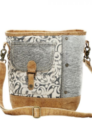 Myra Bag HAIRON FLAP POCKET SHOULDER BAG - Product Mini Image