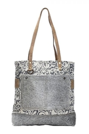 Myra Bag S-1139 Hairon Pockets Totes - Product Mini Image