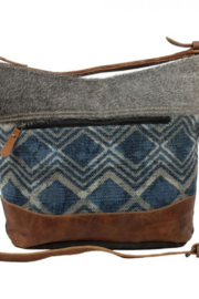 Myra Bag Myra Mid Town Tide Shoulder Bag 1583 - Front cropped