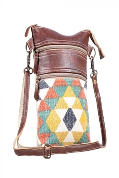 Myra Bags Awesome-Twosome Crossbody Bag - Product List Image