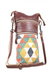 Myra Bags Awesome-Twosome Crossbody Bag - Product Mini Image