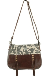 Myra Bags Camouflage Messenger Bag - Product Mini Image