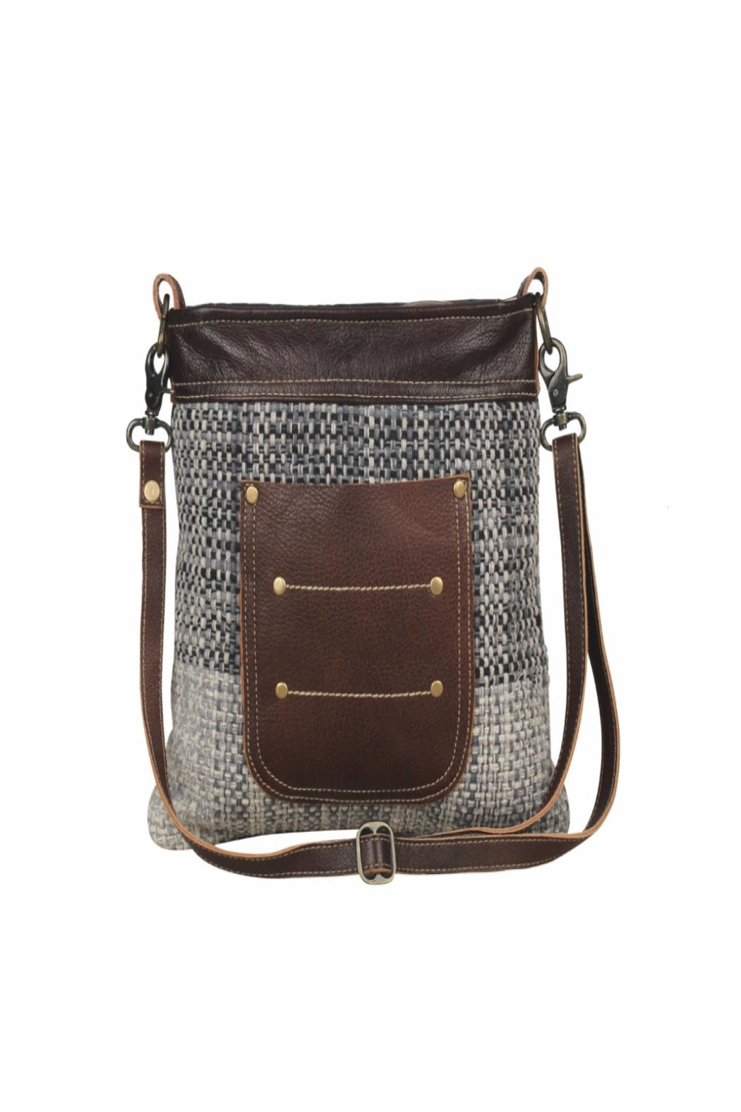Myra Bags Dextrous Shoulder Bag - Front Full Image