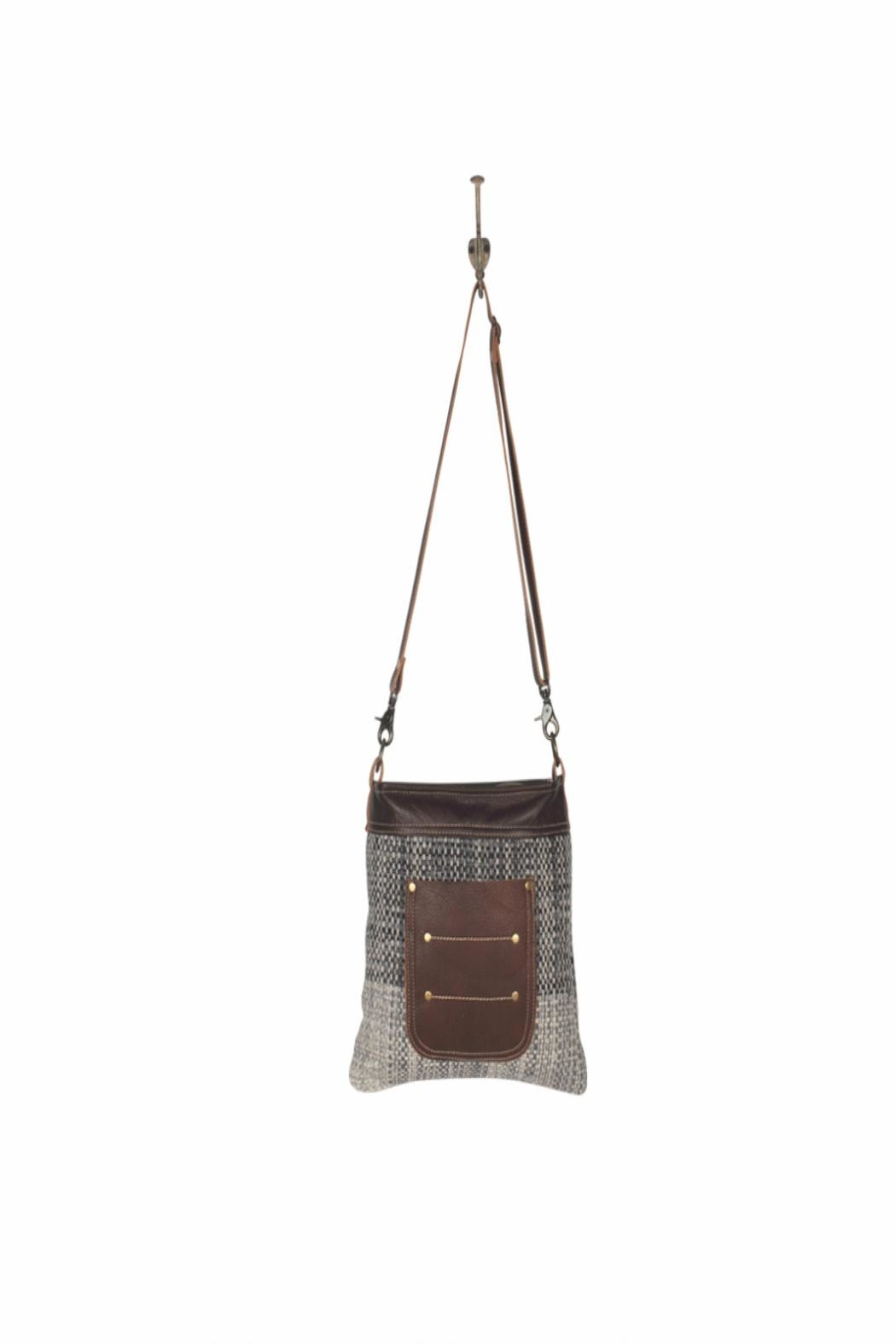 Myra Bags Dextrous Shoulder Bag - Back Cropped Image