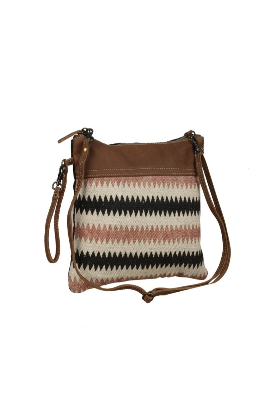 Myra Bags Explora Small-Crossbody Bag - Side Cropped Image