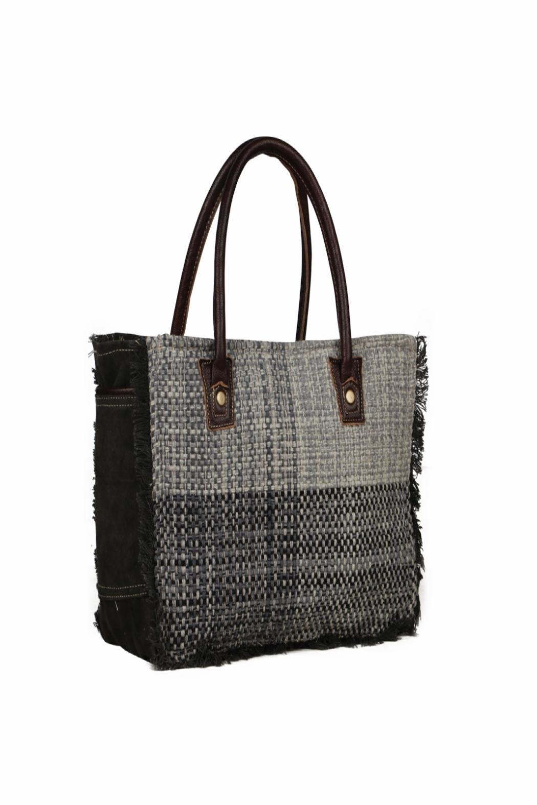 Myra Bags Ouch-Grouch Small-Crossbody Purse - Side Cropped Image