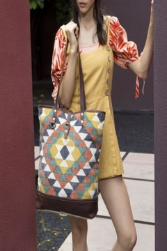 Myra Bags Quirky Tote Bag - Product List Image