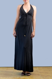 Myskova Swarovski Albahacar Long Dress - Product Mini Image