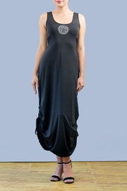 Myskova Swarovski Alcatraz Long Dress - Product Mini Image