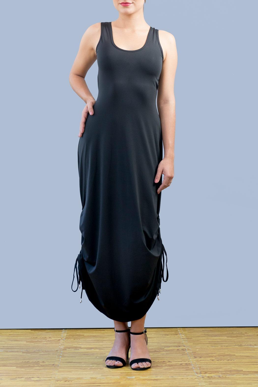 Myskova Alcatraz Long Dress - Front Cropped Image