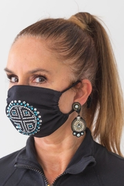 Myskova Decorated Face Mask - Product Mini Image