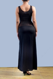 Myskova Gardenia Long Dress - Front full body
