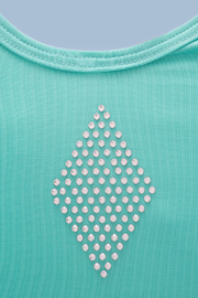 Myskova Swarovski Jamaica Top - Side cropped