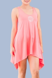 Myskova Jamaica Pink Top - Product Mini Image