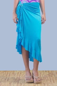 Shoptiques Product: Long Olan Pareo Cover Up