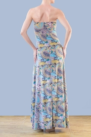 Myskova Maiz Long Dress - Front full body