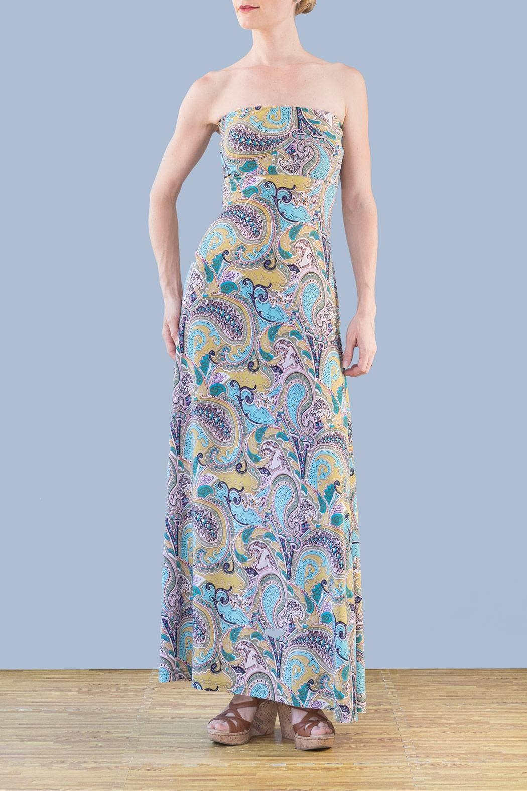 Myskova Maiz Long Dress - Main Image