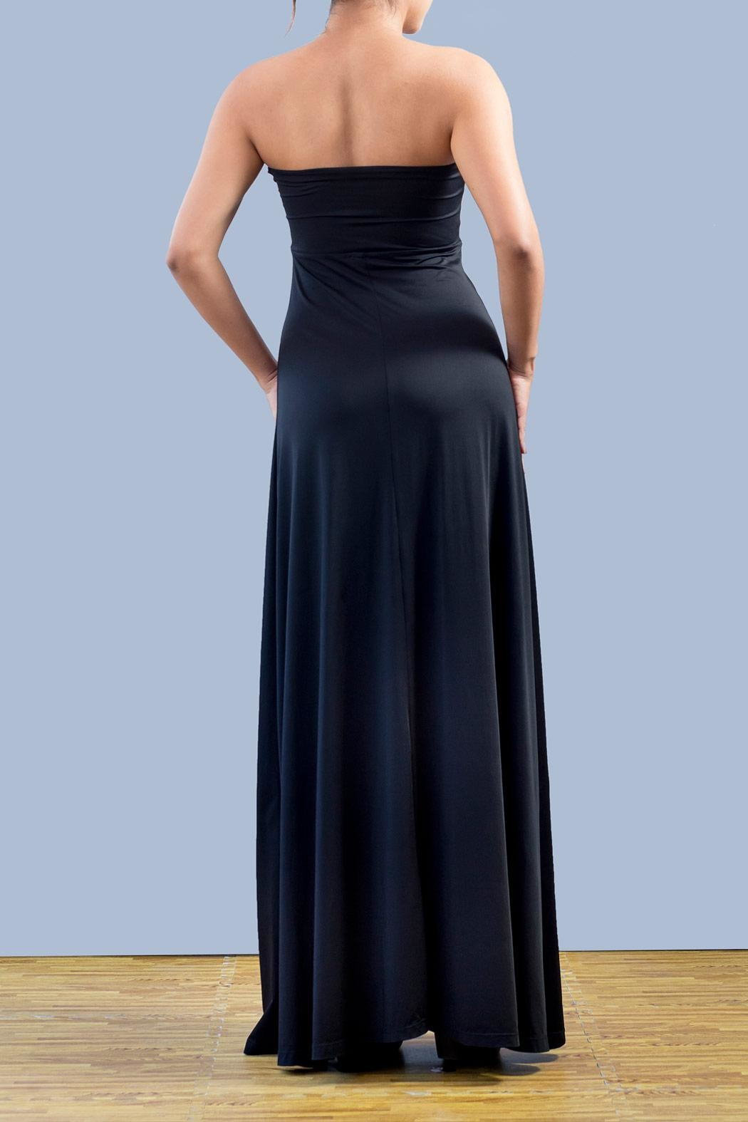 Myskova Maiz Long Dress - Front Full Image