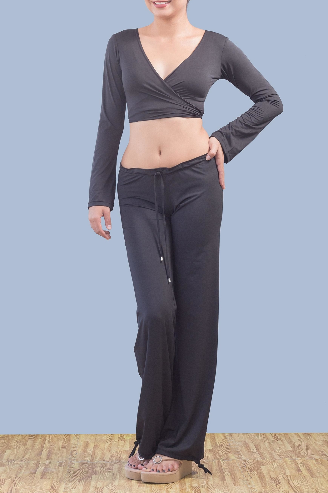 Myskova Marie Pants - Side Cropped Image