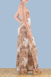 Myskova Platano Long Dress - Side cropped