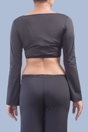 Myskova Roberta Bolero Top - Side cropped