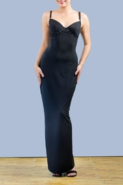 Myskova Swarovski Roxi Long Dress - Front cropped