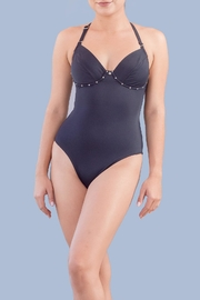 Myskova Swarovski Vanessa One Piece - Front full body