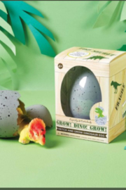 Cupcake and Cartwheels Mystery Growing Dino In Egg In Gift Box - Product Mini Image