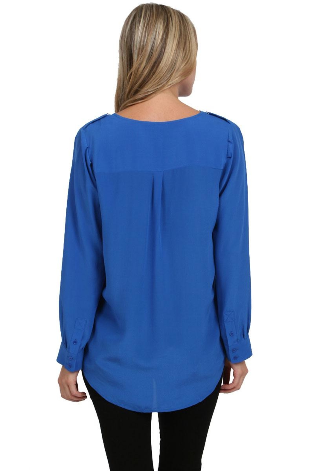 Joie Mystic B Blouse - Side Cropped Image