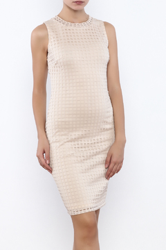 Mystic Cage Bodycon Dress - Product List Image