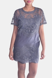 Mystic Darling Lace Dress - Product Mini Image