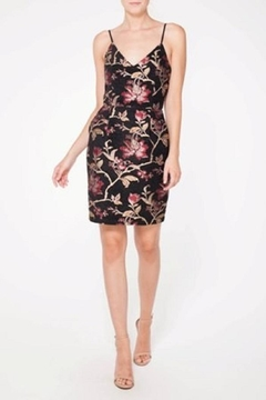 Mystic Embroidered Dress - Product List Image