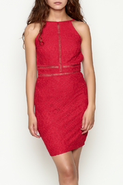 Mystic Lace Dress - Front cropped