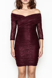Mystic Lace Dress - Front full body