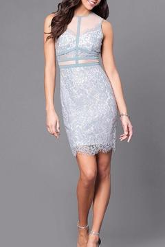 Shoptiques Product: Lace Sheer Dress