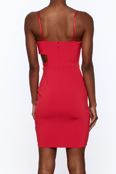 Mystic Bold Cut Out Dress - Alternate List Image