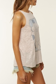 O'Neill Mystic Pineapple Tank - Side cropped