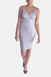 Mystic Polished Bodycon Dress - Product Mini Image