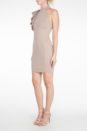 Mystic Ruffle Bodycon Dress - Front full body