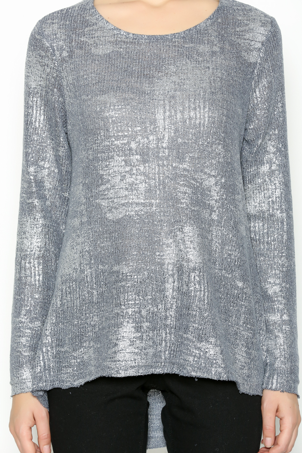 Mystic Shimmer Sweater From New York By Dor Ldor Shoptiques
